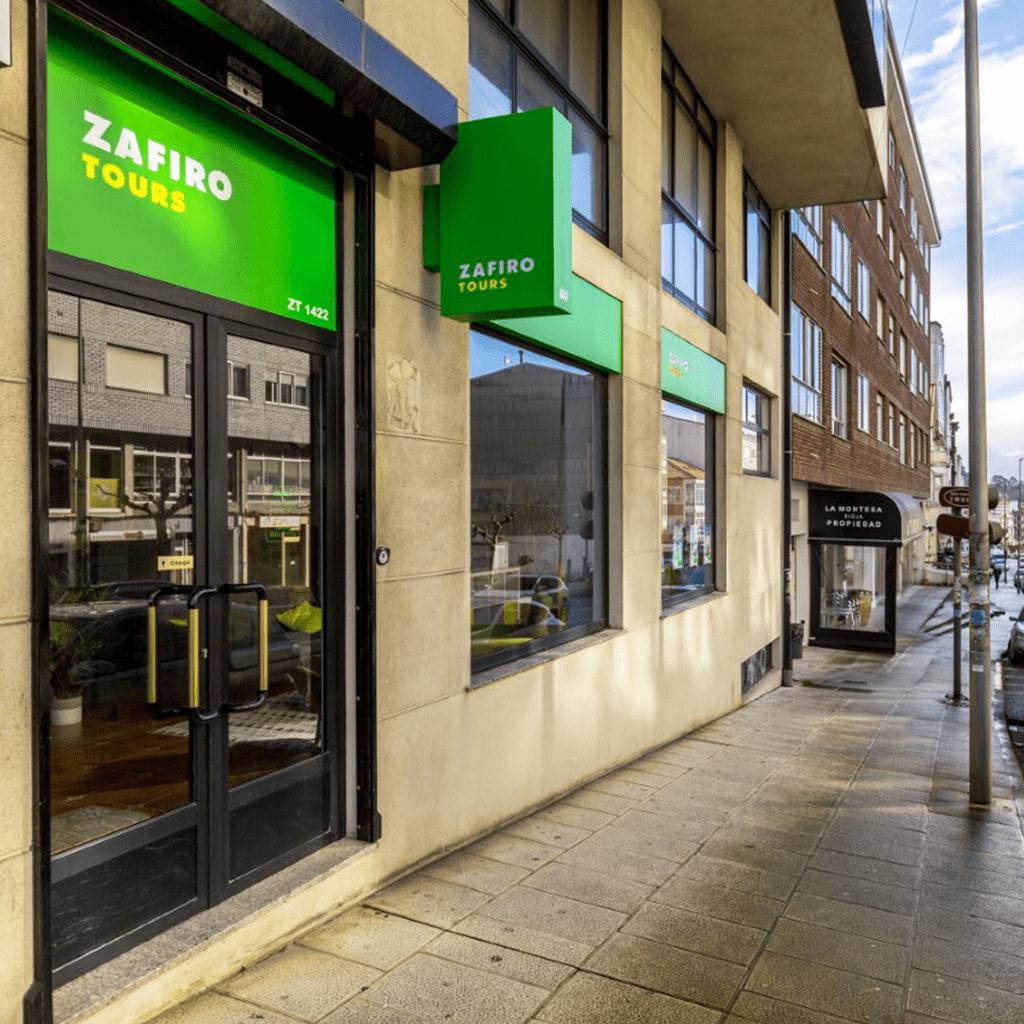 Agencia de viajes Zafiro Tours